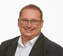 [Translate to english:] Bodo Jauch, Ansprechpartner Einkauf / Ersatzteile bei der Binder Fördertechnik.
