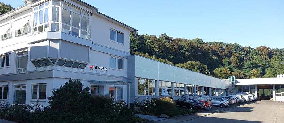 BINDER –Fördertechnik Stuttgart