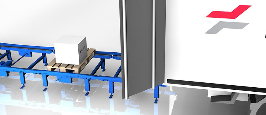 Für einen reibungslosen Materialfluss: Kettenförderer für Ihre Intralogistik von BINDER.