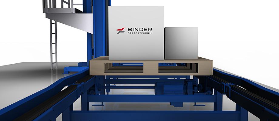 Leistungsstark und zuverlässig: Kettenförderer von BINDER.