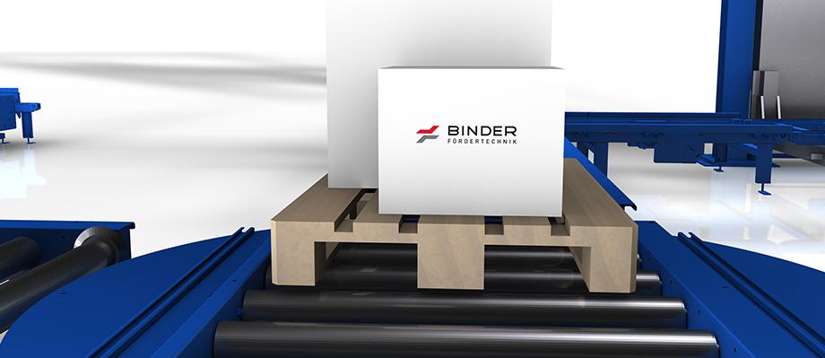 Schwenktische und Drehtische von BINDER – Für einen optimalen Materiafluss.